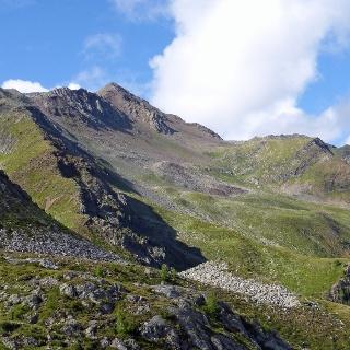 Der Gipfel rückt ins Blickfeld