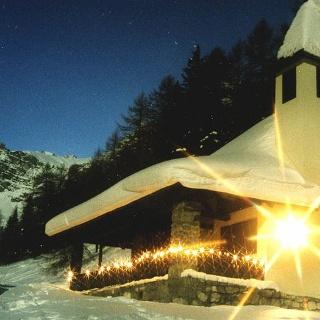 Schlicker Alm Kapelle