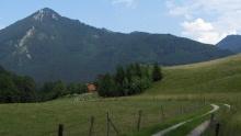 Spaziergang bei Marquartstein