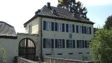 Zur Burg Vischel – Zeitweise jenseits der Landesgrenze von NRW