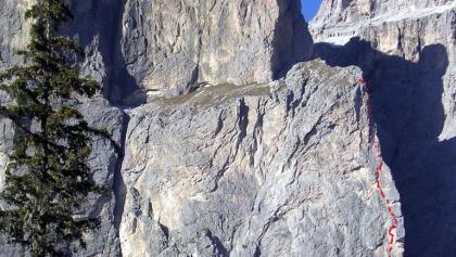 Routenverlauf Abram-Führe