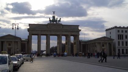 Das Wahrzeichen Berlins.