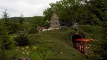 Von Trusetal zur Ruine Wallenburg und zum Zwergen-Park
