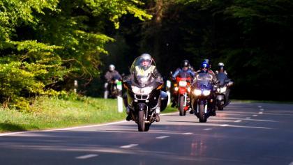 Saisoneröffnung in der Bikerregion Kulturland Kreis Höxter