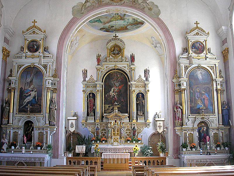 Pfarrkirche St. Georg (Gemeinde Ingenried)