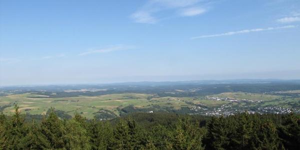 Ausblick vom Heidkopfturm