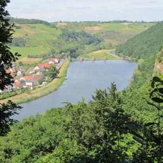 Stausee bei Niederhausen