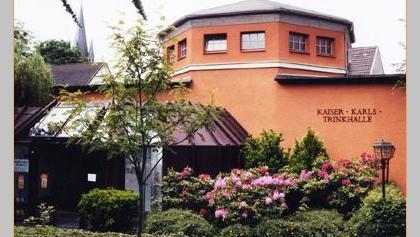 Kaiser-Karls-Trinkhalle Bad Lippspringe