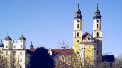 Kloster in Rot an der Rot