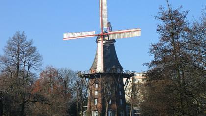 Mühle am Wall in Bremen
