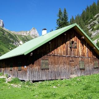 Mahdtal-Alpe