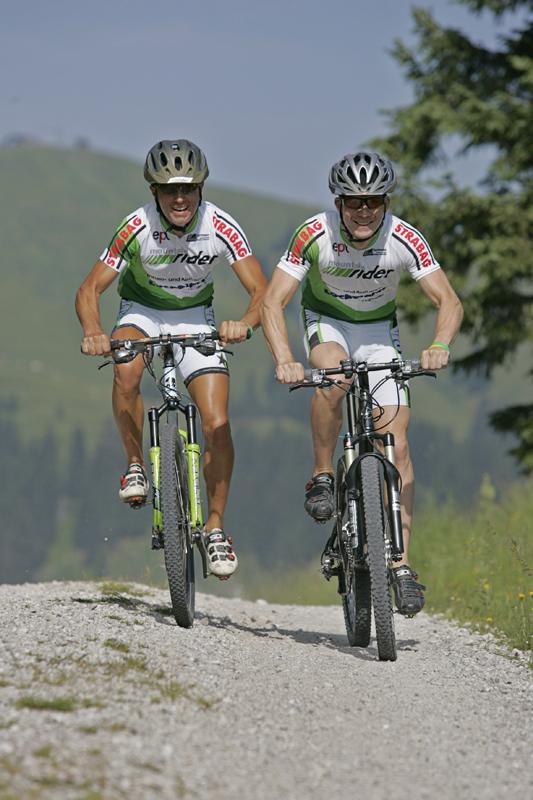 Biken im Tannheimer Tal   - © Quelle: Tourismusverband Tannheimer Tal