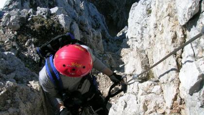 Friedberger Klettersteig : Die schönsten klettersteige im tannheimer tal outdooractive
