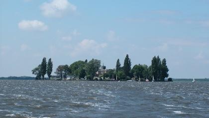 Insel Wilhelmstein im Steinhuder Meer