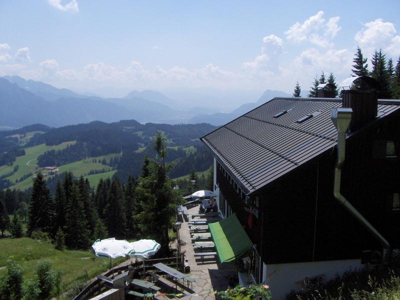 Sachrang - Mesner Alm - Spitzsteinhaus - Mitterleiten - Sachrang