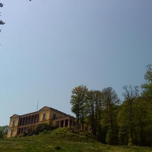 Die Villa Ludwigshöhe (Tobias Kauf)