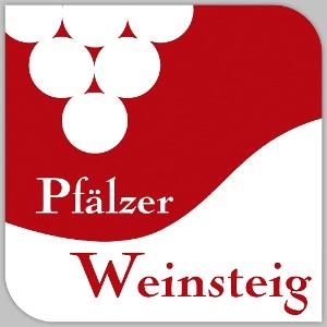 Logo und Markierungszeichen Pfälzer Weinsteig (Tobias Kauf)