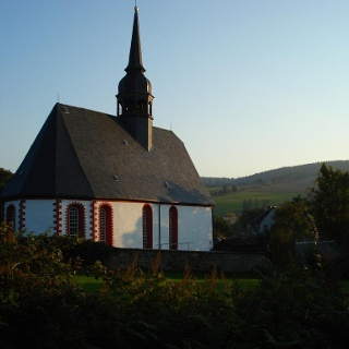 Kirche in Königswalde.