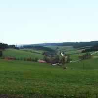 Viele Aussichten bietet der St. Georgener Heimatpfad.