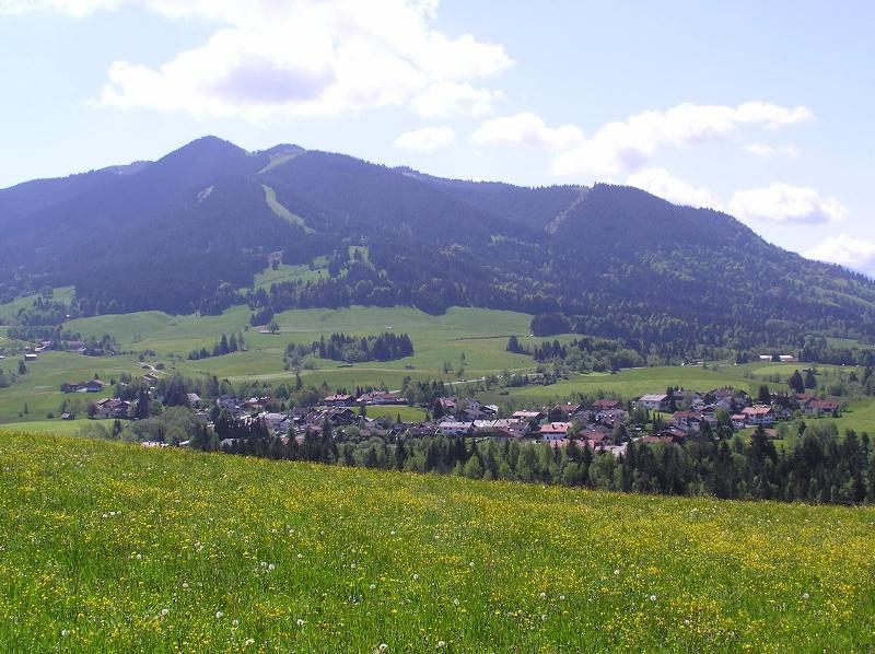 Fernradweg Bodensee Konigssee Radweg Ammergauer Alpen