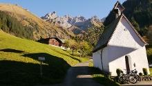 Von Oberstdorf über den Heilbronner Weg in drei Tagen