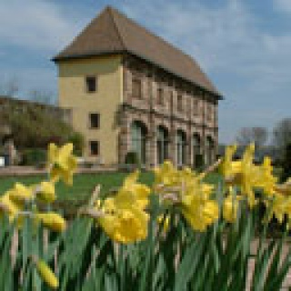 Orangerie Blieskastel Saarland