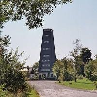 Der Rhein-Weser-Turm.