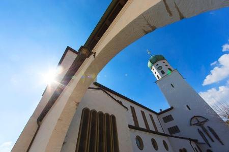 St. Oswald Kirche