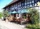Das Café zum Puppenhaus in Kippenhausen. / Quelle:
