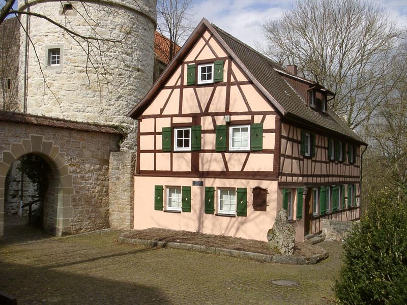 Natur- und Heimatmuseum Vellberg   - © Quelle: Stadt Vellberg