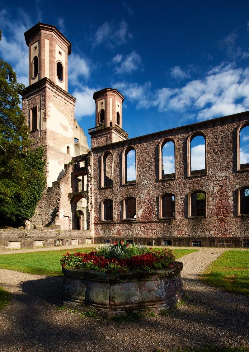Übers Kloster Frauenalb nach Bernbach