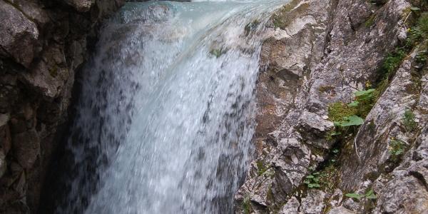 Rauschende Wasserfälle