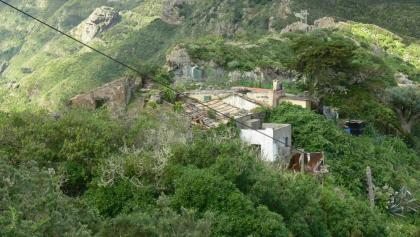 Der Weiler Las Casillas