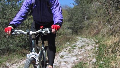 Karrenweg Val di Tovo