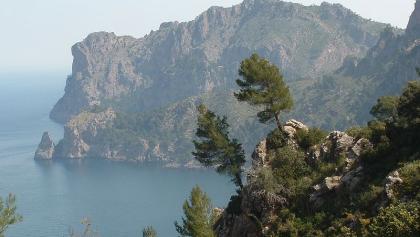 Blick zum Torre de Can Palou.