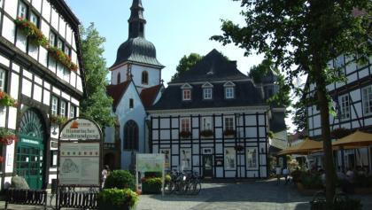 Bolzenmarkt im Historischen Stadtkern