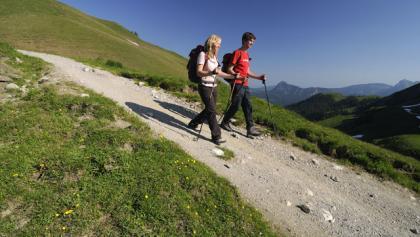 Wanderung Pontental - Älpele