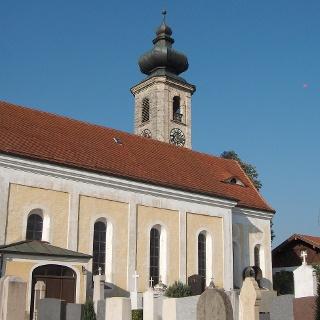 Kirche in Unterdarching