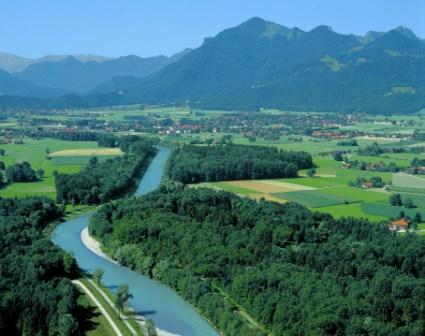Radwandern Rund um Grassau und Rottau - genial vital Tour 1