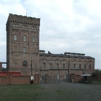 Der Malakowturm der Zeche Hannover.