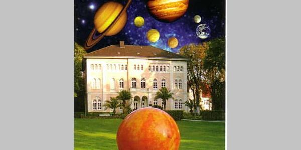 """""""Der Planetenweg"""" Bad Lippspringe"""