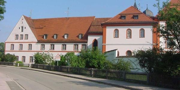 Das Kloster in Beuerberg