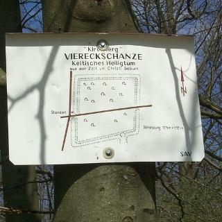 Viereckschanze