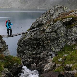 Auf dem Weg zur Wangenitzseehütte