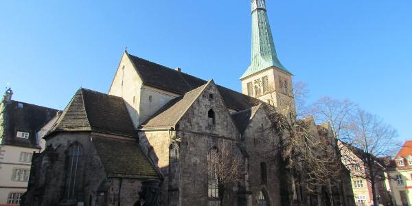 Marktkirche am Pferdemarkt