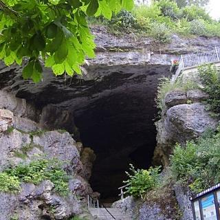Das Tor zur Unterwelt.