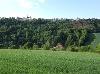 Blick zum Schloss Langenburg  - @ Autor: Heinz Obinger  - © Quelle: Hohenlohe + Schwäbisch Hall Tourismus e.V.