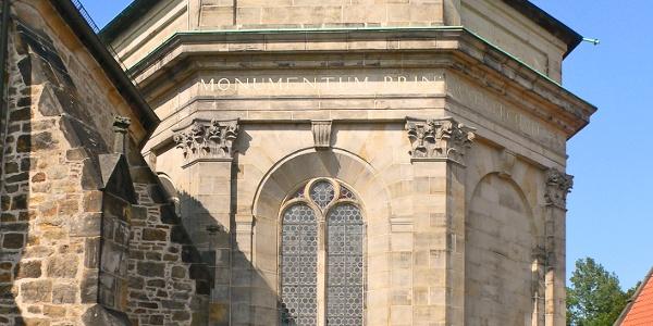 St. Martinikirche und Mausoleum Stadthagen