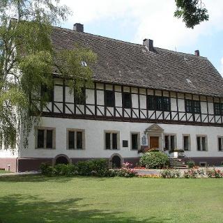 Am Münchhausen Geburtshaus
