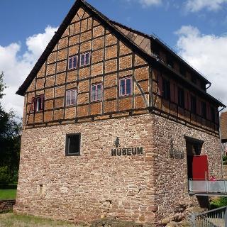 Das Münchhausen-Museum in Bodenwerder